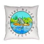 River Rat Everyday Pillow