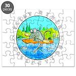 River Rat Puzzle