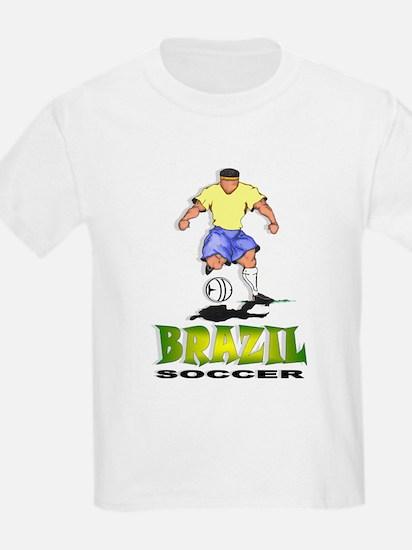 Brazil2 Kids T-Shirt