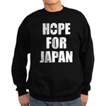 Hope for Japan 2011 Sweatshirt (dark)