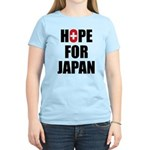 Hope for Japan 2011 Women's Light T-Shirt