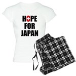 Hope for Japan 2011 Women's Light Pajamas