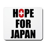 Hope for Japan 2011 Mousepad