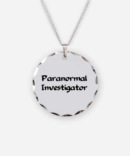Cute Paranormal Necklace
