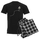 Save Gas Men's Dark Pajamas