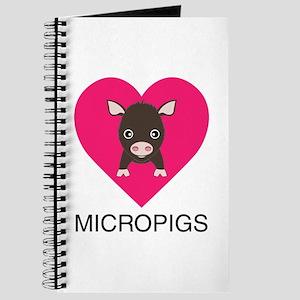 Love Micropigs Journal