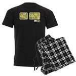 EnDo: Men's Dark Pajamas