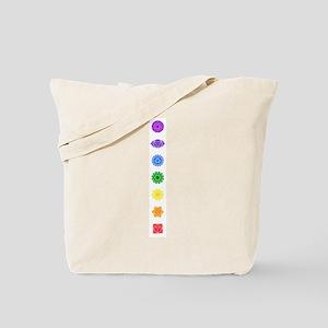 The Chakras Tote Bag