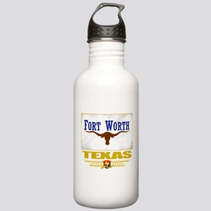 Fort Worth Pride Stainless Water Bottle 1.0L
