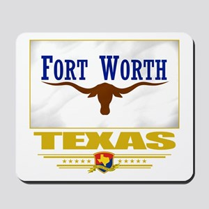Fort Worth Pride Mousepad