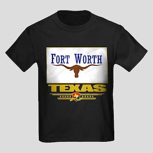 Fort Worth Pride Kids Dark T-Shirt