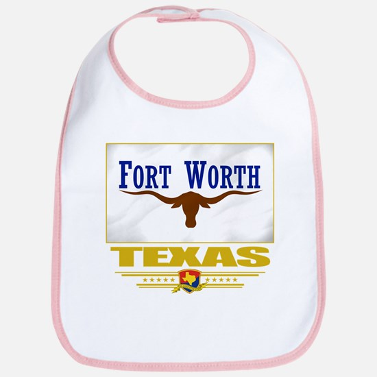Fort Worth Pride Bib
