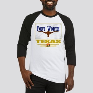 Fort Worth Pride Baseball Jersey