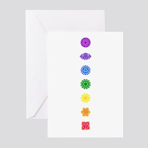 The Chakras Greeting Cards (Pk of 10)