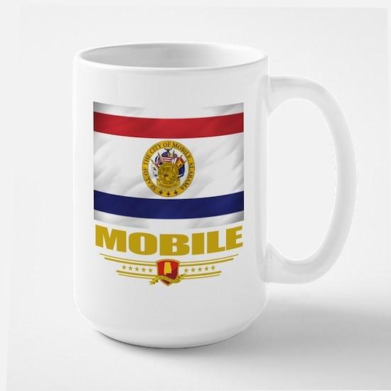 Mobile Pride Large Mug