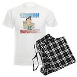 Reagan Smash Men's Light Pajamas