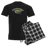 DINOmite Men's Dark Pajamas