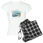 Lake Titicaca '94 Women's Light Pajamas