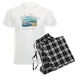 Lake Titicaca '94 Men's Light Pajamas