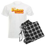 Badass Cinema Men's Light Pajamas