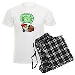 Gnome What I Mean Men's Light Pajamas