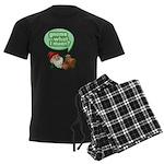 Gnome What I Mean Men's Dark Pajamas