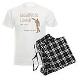 Gaughtwood Lumber Men's Light Pajamas