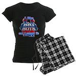 I Like Big Bots Women's Dark Pajamas
