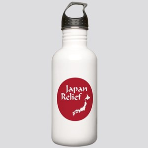 Japan Relief Stainless Water Bottle 1.0L
