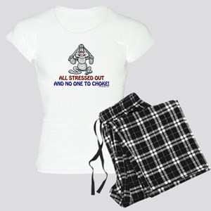 All Stressed Out! Women's Light Pajamas