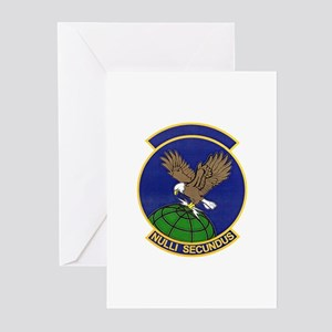 100th Aircraft Generation Greeting Cards (Package