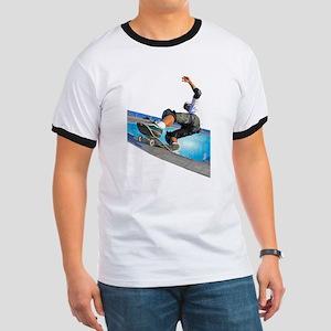 Pool Skate Ringer T