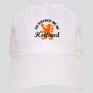 I'd Rather Be In Holland Cap