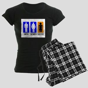 YOUR CHOICE Women's Dark Pajamas