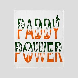 Paddy Power Throw Blanket