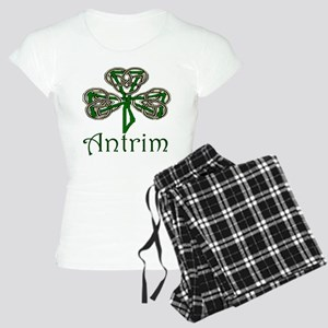 Antrim Shamrock Women's Light Pajamas