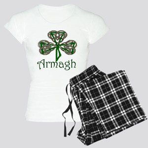 Armagh Shamrock Women's Light Pajamas