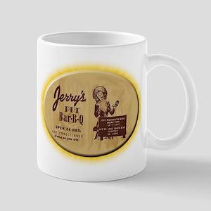 Jerry's Pit Bar-B-Q Mug