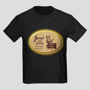 Jerry's Pit Bar-B-Q Kids Dark T-Shirt
