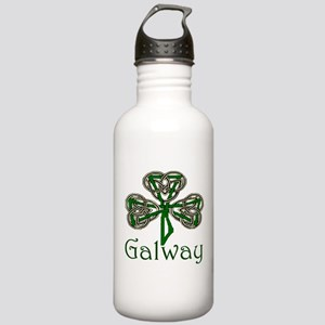 Galway Shamrock Stainless Water Bottle 1.0L