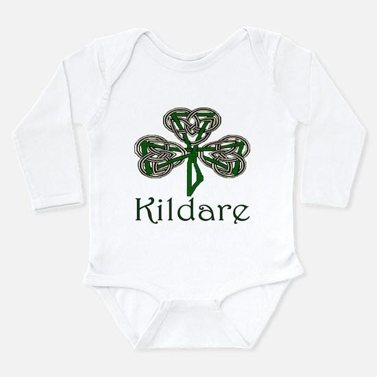 Kildare Shamrock Long Sleeve Infant Bodysuit