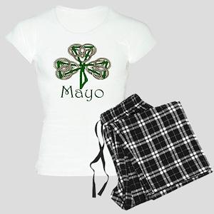 Mayo Shamrock Women's Light Pajamas