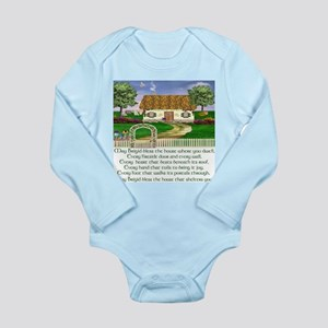 Traditional House Blessing Long Sleeve Infant Body