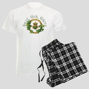 Life, Love, Laughter Men's Light Pajamas