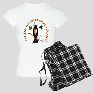 Gaelic Black Crow Women's Light Pajamas