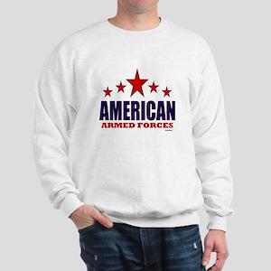 American Armed Forces Sweatshirt