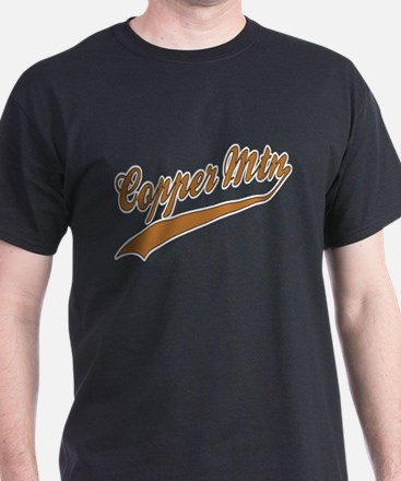 Copper Mountain Baseball T-Shirt