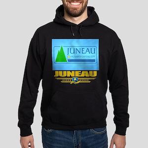 Juneau Pride Hoodie (dark)