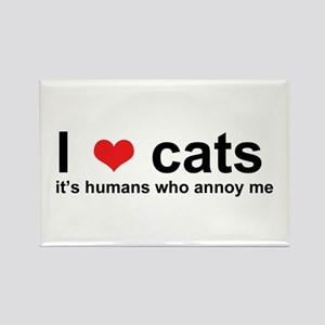 ILoveCats Magnets