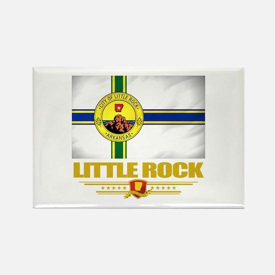 Little Rock Pride Rectangle Magnet
